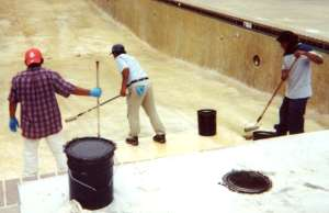 Swimming Pool and Spa Resurfacing
